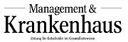 Logo management-krankenhaus